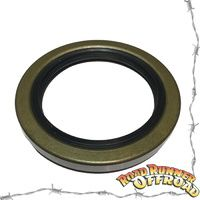 Front Hub seal Toyota Landcruiser 40 45 60 70 76 78 79 80 100 105 series Suit rear some models