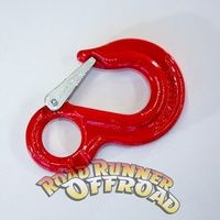 RRO RED 3.2t Winch Recovery Hook