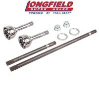 301720-1-KIT Trail Gear Super axle kit Chrome Moly Trailgear Longfield Toyota Landcruiser 80 Series 30 Spline