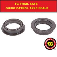 Trail Safe Front Inner Axle Seal fits Nissan Patrol  Y60 Y61 303752-KIT