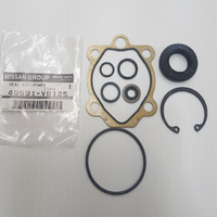 GENUINE NISSAN PATROL Y61 GU POWER STEERING PUMP SEAL KIT 49591VB125