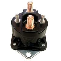 72631 Genuine Warn 12v winch solenoid