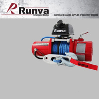 9.5Xs - RUNVA EWX 9500lb Rock Crawl Electric Winch