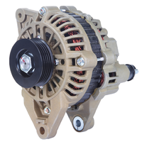 Roadsafe High Output Alternator 120AMP for MITSUBISHI TRITON AND PAJERO DIESEL S 6G72 6G74