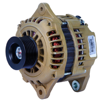 Roadsafe High Output Alternator 100AMP for HOLDEN RODEO RA COLORADO AND ISUZU D-MAX 4JJ1E