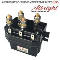 GENUINE ALBRIGHT SOLENOID 12V DC88 HI OUTPUT fits HI MOUNT WARN REDWINCH COMP TRUCK 12v Switching