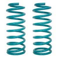 "4"" Coil Springs XX Heavy Duty 250-400kg Suits Nissan Patrol GQ GU Rear"