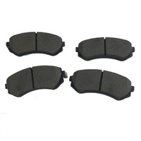 DT-DB1148  Brake Pad Set GU Nissan Patrol Rear Mine Spec Ceramic (NOT 4.8 engine)