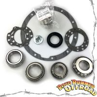 DT-DBK10 Diff Bearing Kit Toyota Landcruiser VDJ200 VDJ76 76 79 HDJ100 Rear Diff Bearing Rebuild Kit 33mm Pinion