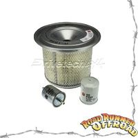 DT-FLT51 NISSAN Filter kit GU PATROL TB48 4.8L Petrol 2007 on