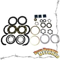 DT-SH7 - Toyota Land Cruiser FZJ105R HZJ105 76 78 79 to 7/12  Wagon Swivel kit
