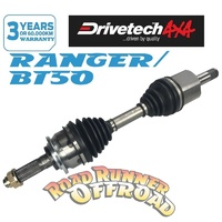 Drivetech 4x4 CV Driveshaft Left hand Ford Ranger / BT50 9/2011 on