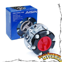 1 x DT-FWH30 -(FHT-018) AISIN MANUAL Free Wheeling hubs Hilux ALL (with IFS) 8/97 - 2/05