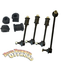 Y61 gu patrol  full standard sway bar repair kit 12/2000 onwards wagon only
