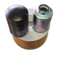 Air Fuel Oil Filter kit for Nissan Patrol GU TD42 NON TURBO 12/97 diesel