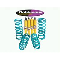 Nissan GQ GU Patrol Suspension  kit Dobinson Coils - Medium