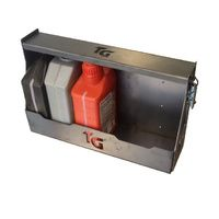 OFH6 - Oil / fluid container carrier 6 bottle