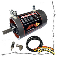 RRO Bullet 68 6.8 HP Winch motor suit warn bow2 8274 high mount Comp Spec Breather