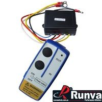 Runva Wireless remote winch controller 12V