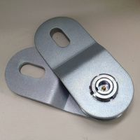 4WD recovery snatch block pully 6.5T Bush Type