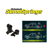 SS102C Sumo Springs Constant Load Mazda BT50 B3000 4x4 2x4  2006-11 high ride chassis