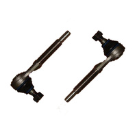 PAIR Tie rod ends Male for Nissan Y60 GQ Patrol Maverick Left and Right Pair