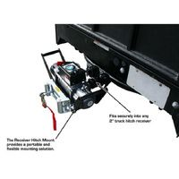 TGDWH - Winch hitch mount Portable