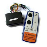 large - Wireless remote winch controller 12V -