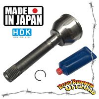 HDK CV JOINT fits HZJ75 FZJ75 Landcruiser CV Joint 01/90-07/99 JAPAN