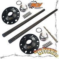 TOY-FF-LC80  RCV Chromoly 80 Series TOYOTA LANDCRUISER REAR AXLE SET FULL FLOAT