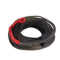Grey UHMWPE Winch Rope 30mtrs x 10mm Synthetic Cable