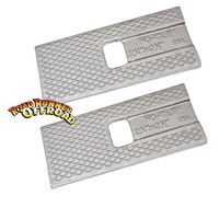 WEDGE4  x 2 - CASTER CORRECTION WEDGE 1 Degree Pair
